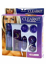 Coffret sextoys Clearkit